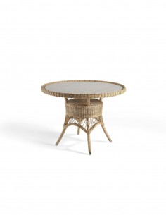 Mesa de Comedor Natural Wicker