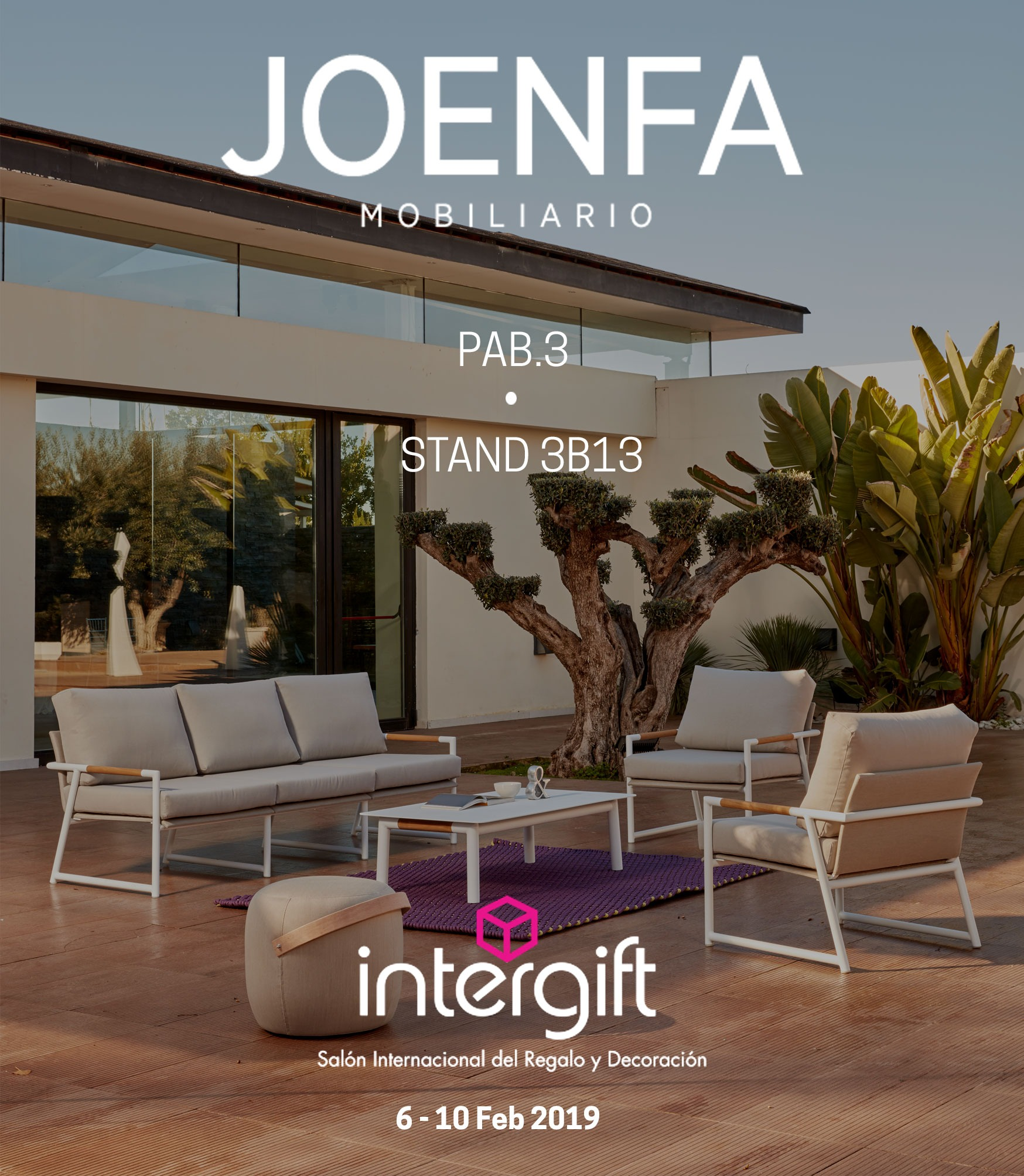 JOENFA EN INTERGIFT 2019